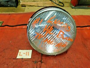 Triumph TR3, TR4, Austin Healey, MG, Lucas Headlight Bucket,  Original, #!
