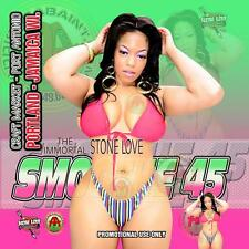 STONE LOVE SMOOTHE 45 LIVE DANCEHALL CD