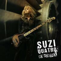 SUZI QUATRO - NO CONTROL  2 VINYL LP+CD NEU