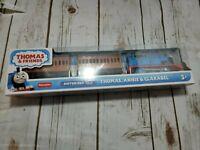 New Fisher Price Thomas Thomas Annie Clarabel Motorized Engine Trackmaster Train
