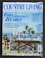 Country Living, July 2016, Decorate With Sun Bleached Shades, Light Fantastic.