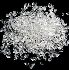 50g AAA Natural Lot of Tiny Clear Quartz Crystal Rock Chips Degaussing F089