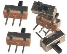 EL2276-V Interruptor Deslizante Conexión Horizontal 2 posiciones PCB Arduino