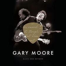 Gary Moore - Blues And Beyond (NEW 4 VINYL LP)