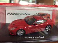 Ferrari Gt Collection 1 F12 Berlinetta 1:43 Sigillato