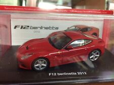 Ferrari Gt Collection 1 F12 Berlinetta 1:43 Sigillato