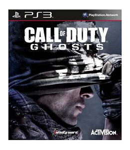 Call of Duty: Ghosts Sony PlayStation 3, 2013. New *No Case Read Description.*