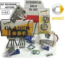 Kit COMPLETO Revisione Motore Smart 700 benzina con RICAMBI  Primo Impianto +0.5