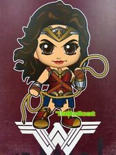 DC x Hot Toys Justice League Cosbaby WONDER WOMAN [ In Stock ]