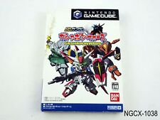 SD Gundam Gachapon Wars Gamecube Japanese Import Gashapon NGC JP GC US Seller B