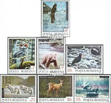 Romania 4836-4842 unmounted mint / never hinged 1992 Animals the North.Region