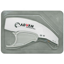 SKIN STAPLER ADVAN Disposable, Sterile CE 35W FDA Approved, dog / pig hunting