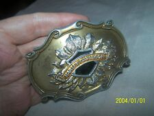 HARLEY DAVIDSON 1978 RAINTREE VINTAGE BELT BUCKLE