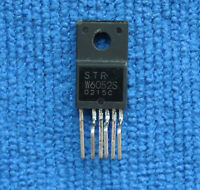 10PC Regler-IC SANKEN TO-220F STR-W6052S STRW6052S