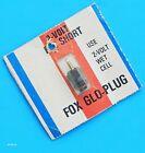 Fox R/C Short Reach Glow Plug 2.0V NIP
