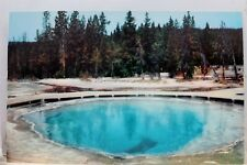 Yellowstone National Park Morning Glory Pool Postcard Old Vintage Card View Post