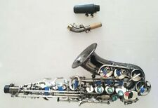 Advanced antique Soprano Bb Saxophone Curved SOPRANO sax