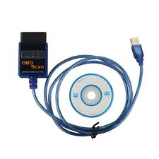 MINI USB ELM327 OBD2 Interface OBD Car Vehicle Diagnostic Scan Tool New GM