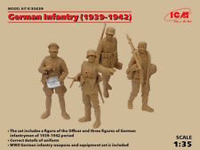 ICM 1/35 German Infantry 1939-1942 # 35639