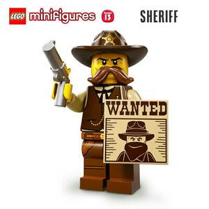 LEGO Minifigure Series 13 - Le Shérif (Sheriff)