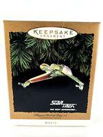 New Star Trek The Next Gen Klingon Bird of Prey 1994 Hallmark Keepsake Ornament