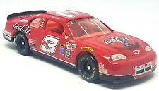 1998 Dale Earnhardt Coca Cola NASCAR #3 Monte Carlo 1:64 Diecast Red