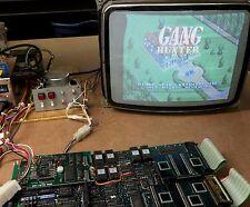 Seibu Gang Hunter Prototype Jamma Arcade Circuit Board, PCB, Dead Angle Proto