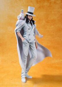 One Piece Film Gold FiguartsZERO PVC Statue Rob Rucchi 16 cm