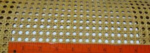** Vintage - Pre-Woven CHAIR CANING MATERIAL - WEBBING - SOLD by the INCH **