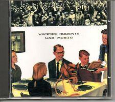 Vampire Rodents - War Music  CD