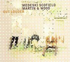 Out Louder by Medeski, Scofield, Martin & Wood/Medeski, Martin & Wood (CD,...