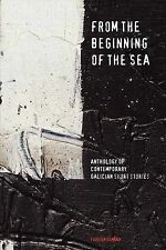 From the Beginning of the Sea, Anthology of Contemporary Galician-ExLibrary