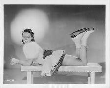 Bess Ehrhardt original Mgm still The Ice Follies Of 1939 studio photo w. caption