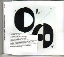 (DF747) Ben Butler, Formed For Fantasy - DJ CD