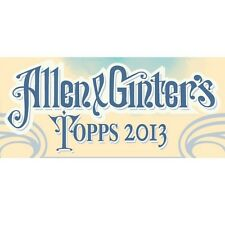 2013 Allen & Ginter Baseball Complete Your Set Choose 20 Cards (Sku #1013)