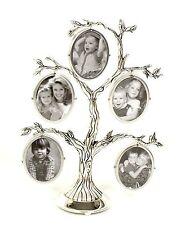 Foto de árbol familiar familia plateado plata Foto Marco Regalo Presente Casa Macho