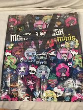 SDCC 2016 Monster High Minis Shopping Tote Swag Bag Promo SDCC Exclusive