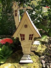 3D/modèle puzzle maison hantée. halloween. decoupi.