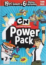 Cartoon Network Power Pack 19 PC Games and 6 Cartoons (EAN 5060139182546)