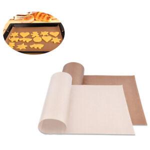 Reusable Non Stick Baking Mat Sheet Tray Microwave Oven Liner Rolling Cake Mat