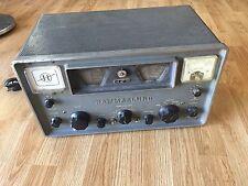 Hammarlund HQ-110 HF Ham Radio Communications Receiver