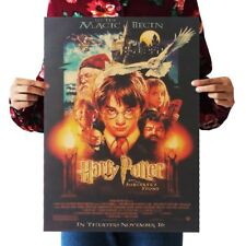 Harry Potter And The Sorcerer'S Stone Movie Poster wall decor
