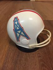 Vintage 1976 Pro Sports Marketing NFL Houston Oilers Helmet Coin Bank