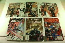 Lot of 10 Captain America Comics Timely Comics Anniversary Edition 2009, Marvel