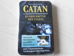 Catan Sternfahrer Szenario - Kundschafter der Sterne - unbespielt - OVP