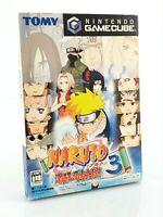 Naruto Gekitou Ninja Taisen 3 - Nintendo Gamecube GC JAP Japan complet (2)