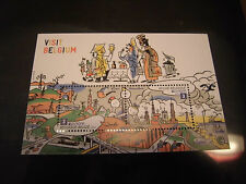 Belgien Block 166 aus Jahrgang 2012 postfrisch Europa Besuche