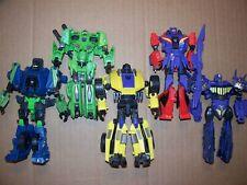 TRANSFORMERS - Set of five Decepticon COMBATICONS (War for Cybertron)!