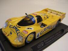 Slot. IT Porsche 962 C 85 LEMANS 1988 Sica 34b AUTO pista Car 1:32