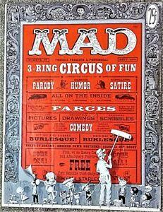 MAD Magazine #29 Sept 1956! FINE! 6.0! $0.99 Start! TIGHT & SUPER SOLID! NICE!!